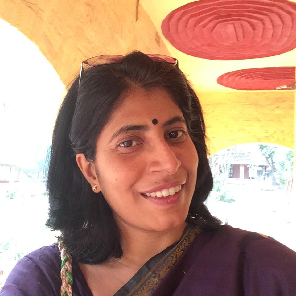Deepita Chakravarty